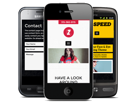 Mobile Website Design Syracuse